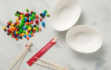 Chopstick Math Activity