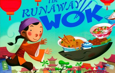 The Runaway WokL A Chinese New Year Tale