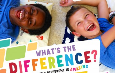 Whats the difference? Being different is amazing